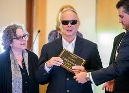 Massachusetts Commission For The Blind Perkins Staffer Honored As A Top Employee Who Is Blind In