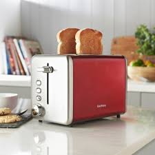 Stainless Toaster 2 Slice Goodmans 2 Slice Stainless Steel Toaster Kitchen B U0026m