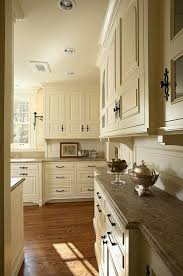 Interior Design Notebook by Soft Antique White Cabinets With Marble Counter Tops Designer