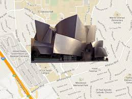 frank gehry wishes disney hall had been built in westwood curbed la