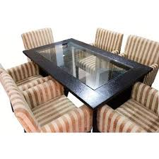 Luxurious Dining Table Essenz 6 Seater Luxury Dining Table Schwazz Estore