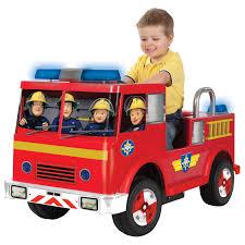 fireman sam battery operated 12v jupiter ride u2013