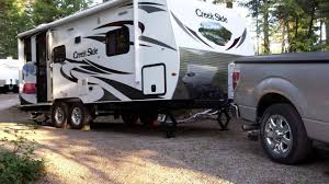 new 2015 creekside travel trailers youtube