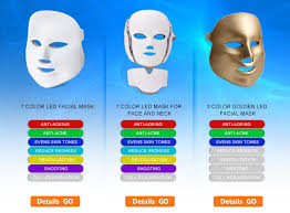 led light therapy for skin pdt led light therapy mask 7 colors skin rejuvenation led