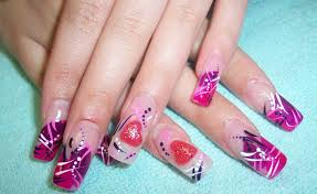 valentine u0027s day nail designs ideas how to decorate nails how to