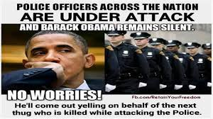 Law Enforcement Memes - obama doesn t care about law enforcement meme the katie files