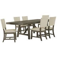 city furniture omaha gray rectangular dining room