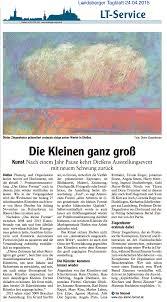 Kleine K Hen Das Kleine Format Kunst In Diessen Und Am Ammersee