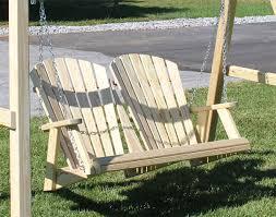 fresh child adirondack chair swing 5393