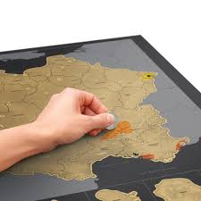 Blank Map Of France For Kids by Scratch Map France The French Scratch Map