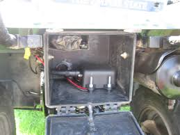 fixed the winch on the ole big bear yamaha grizzly atv forum