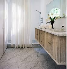 Modern Bathroom Shower Curtains - glamorous ruffle shower curtain in bathroom modern with fun