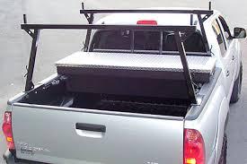 toyota tundra ladder rack for cargo rail system ebay