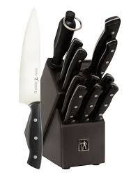 fine edge pro v 13 piece knife block set hudson u0027s bay