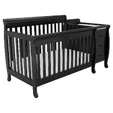 mikaila milano 3 in 1 crib and changer combo target