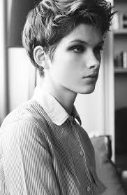 butch pixie haircut i kind of want to chop off all my hair to something like this but