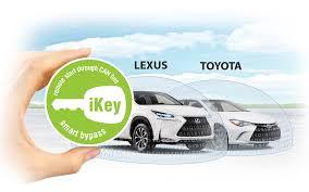 toyota lexus lexus toyota and lexus keyless bypass and engine start through digital