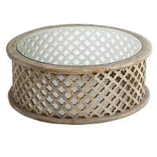 moroccan round coffee table tan coffee table