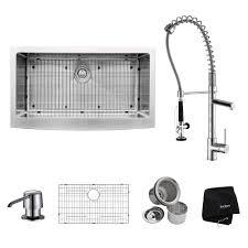 single kitchen faucet 36