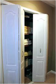 Bifold Closet Door Sizes Large Closet Door Skleprtv Info