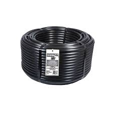 dig 1 8 in x 50 ft vinyl micro drip tubing b34 the home depot