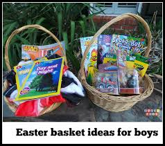 easter gifts for boys easter basket ideas for boys