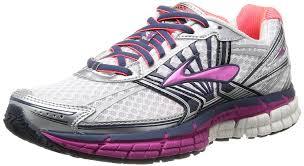 Brooks Cushioning Running Shoes Brooks Women U0027s Adrenaline Gts 14 Running Shoes Amazon Co Uk