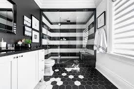 monochrome interior design bathrooms jane lockhart interior design