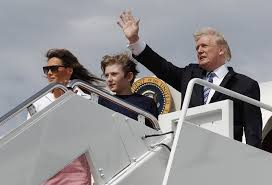 presidential vacations which commander in chief took the most