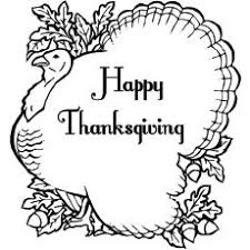 thanksgiving turkey coloring print color free printables