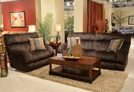 catnapper sleeper sofa catnapper siesta 3 power sleeper sofa set in chocolate