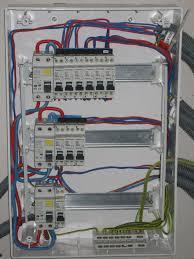 tableau electrique cuisine problème branchement électrique sens interrupteur différentiel
