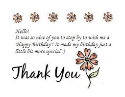 thanks message for birthday wishes my message to you shelaf