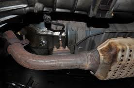 toyota 4runner catalytic converter problems advice requested for how to handle a p0133 response o2 sensor