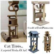 Unique Cat Furniture Cool Cat Tree Plans