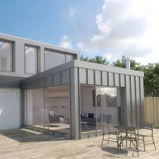 bungalow conversion approved great space architects