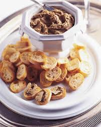 pate canapes appetizer recipes martha stewart