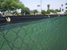 Outdoor Mesh Screen by Amazon Com New 6 U0027 X 50 U0027 Fence Windscreen Privacy Screen Fabric
