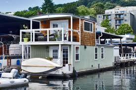 Houseboat Rentals Los Angeles Seattle Floating Homes Curbed Seattle