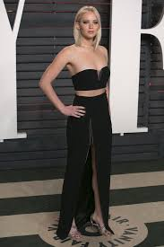 Jennifer Lawrence Vanity Jennifer Lawrence At Vanity Fair Oscars Party 2016 Popsugar