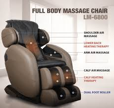 kahuna lm6800 massage chair recliner review