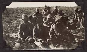 Ottoman Army Ww1 Of Ottoman Prisoners Nzhistory New Zealand History