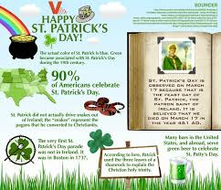 when is st patrick u0027s day 2017 facts history pictures meaning