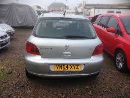 peugeot 307 new used peugeot 307 1 4 litre for sale rac cars