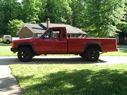 jeep comanche lowered redvenger96 u0027s profile in charlotte nc cardomain com