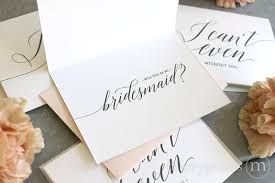 ask bridesmaids cards wedding paper products i can t even be my bridesmaid card