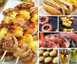 cuisine grill bbq ideas barbecue ideas for at birthday in a box