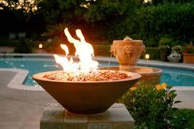 Firepit Bowls Asian Wok 1 Bowl Concrete Creations