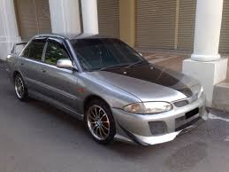 mitsubishi proton banana pig 1995 proton wira specs photos modification info at