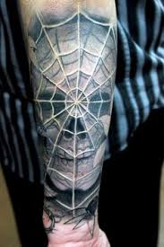 spider web tattoo on elbow for guys photo 1 stuff to buy